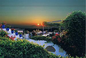 Cena terrazza a Zia (Taverna Oromedon)