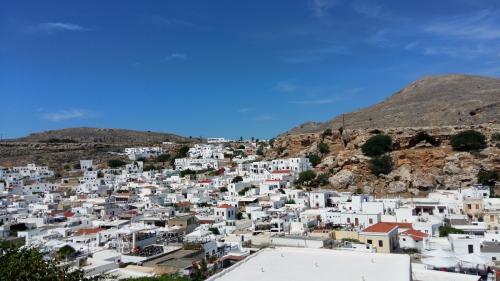 Lindos - Panorama